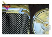 1932 Alvis-6 Speed 20 Sa Grille Emblem Carry-all Pouch