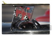 1932 Ford Roadster Fuzzy Dice Carry-all Pouch