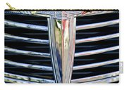 1933 Chevrolet Grille Emblem Carry-all Pouch