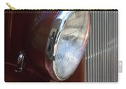 1934 Ford Headlight And Grill Carry-all Pouch
