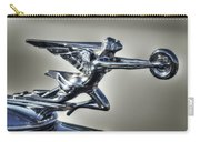 1934 Packard Super Eight Hood Ornament  Carry-all Pouch
