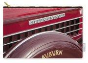 1935 Auburn Emblem Carry-all Pouch