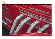 1935 Auburn Side Pipes Carry-all Pouch