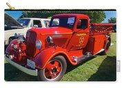 1935 Dodge Firetruck Carry-all Pouch
