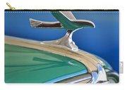 1935 Hudson Touring Sedan Hood Ornament Carry-all Pouch