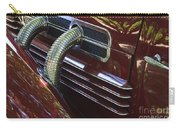 1936 Cord Carry-all Pouch