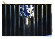 1936 Ford Phaeton V8 Grille Emblem 2 Carry-all Pouch