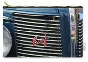 1937 Buick Grille Emblem Carry-all Pouch