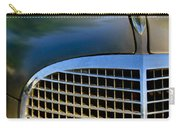 1937 Cadillac Hood Ornament And Grille Carry-all Pouch