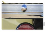 1937 Hudson Terraplane Pickup Truck Taillight Carry-all Pouch