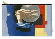 1937 Paris Exposition Carry-all Pouch