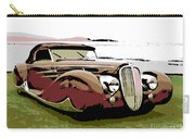 1938 Delahaye Cabriolet Carry-all Pouch