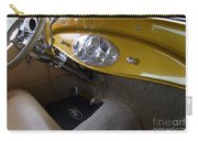 1938 Ford Roadster Dashboard Carry-all Pouch