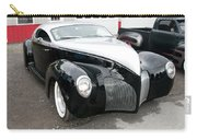 1939 Lincoln Zephyr  7680 Carry-all Pouch