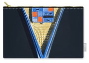 1940 Cadillac Emblem Carry-all Pouch