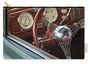1940 Chevrolet Steering Wheel Carry-all Pouch