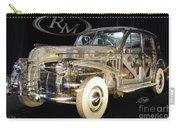 1940 Pontiac Transparent Carry-all Pouch