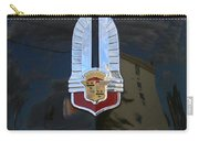 1941 Cadillac Hood Insignia Carry-all Pouch