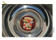 1947 Cadillac Emblem 2 Carry-all Pouch