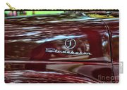 1947 Studebaker Name Plate Carry-all Pouch