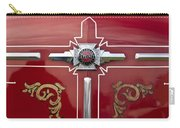 1948 American Lefrance Fire Truck Emblem Carry-all Pouch