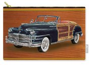 1948 Chrysler Town And Country Carry-all Pouch