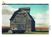 1950 Cadillac Barn Cornfield Carry-all Pouch