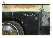 1950 Ford Crestliner Wheel Emblem Carry-all Pouch