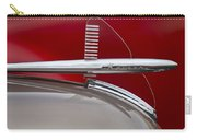 1950 Kaiser Hood Ornament Carry-all Pouch