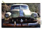 1950 Pontiac  Carry-all Pouch