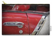 1950s Chevrolet Belair Chevy Antique Vintage Car 3 Carry-all Pouch
