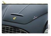 1951 Ferrari 212 Export Touring Berlinetta Hood Emblems Carry-all Pouch
