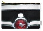 1951 Pontiac Streamliner Grille Emblem Carry-all Pouch
