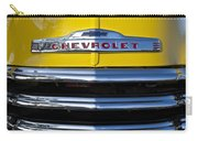 1952 Chevrolet Grille Emblem Carry-all Pouch