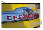 1952 Chevrolet Hood Emblem Carry-all Pouch