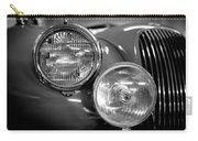 1952 Jaguar Headlights Carry-all Pouch