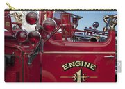 1952 L Model Mack Pumper Fire Truck 2 Carry-all Pouch