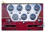 1952 L Model Mack Pumper Fire Truck Controls Carry-all Pouch