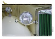 1952 Mg Roadster Headlamp Carry-all Pouch
