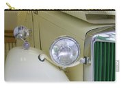 1952 Mg Roadster  Side View Carry-all Pouch