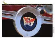 1953 Arnolt Mg Steering Wheel Emblem Carry-all Pouch