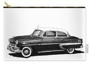 1953 Chevrolet Post 2 Dr Sedan Carry-all Pouch