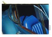 1953 Jaguar 120m Wind Wings Carry-all Pouch