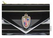 1953 Lincoln Capri Derham Coupe Emblem Carry-all Pouch
