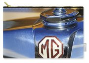 1953 Mg Td Hood Ornament Carry-all Pouch