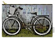 1953 Schwinn Bicycle Carry-all Pouch
