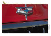 1954 Chevrolet Convertible Hood Emblem Carry-all Pouch