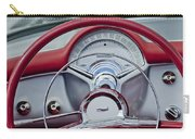 1954 Chevrolet Corvette Steering Wheel Carry-all Pouch