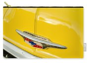 1954 Chevrolet Hood Ornament 4 Carry-all Pouch