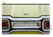 1954 Ford Thunderbird Taillight Emblem Carry-all Pouch